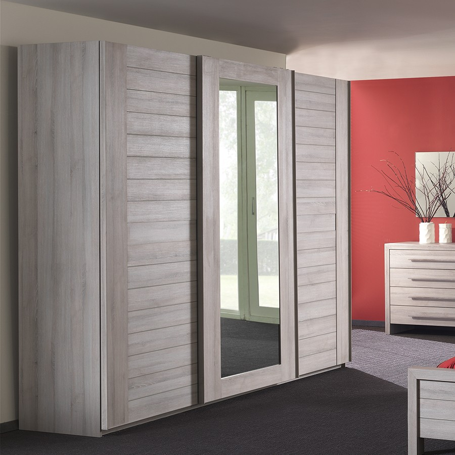 Armoire chambre fly for Armoire chambre fly