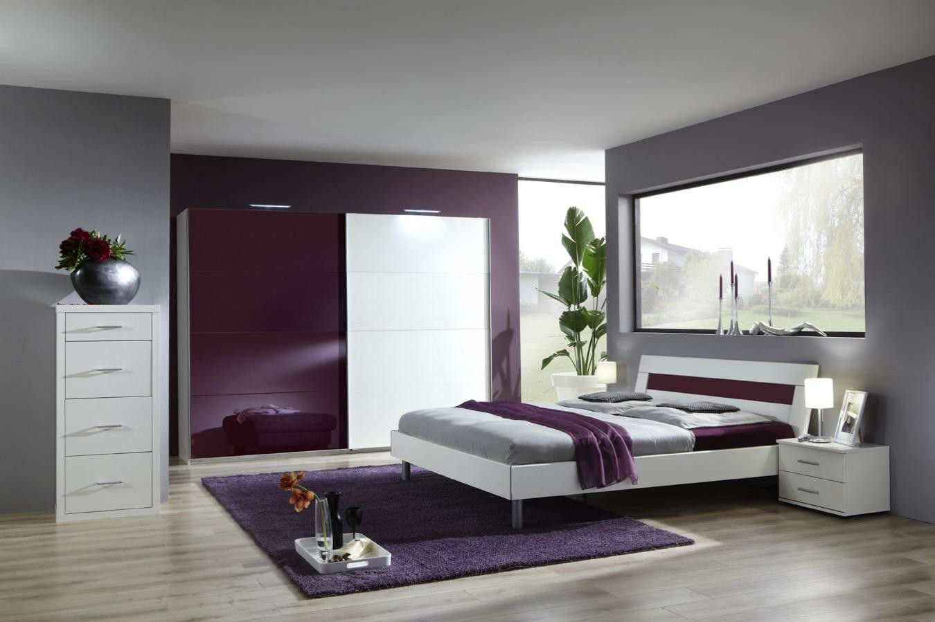 Chambre complete adulte for Magasin chambre a coucher adulte