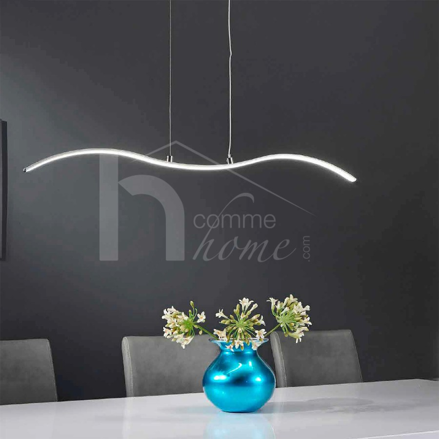 Luminaire suspension design led friday zd1 susp d for Luminaire pour cuisine design