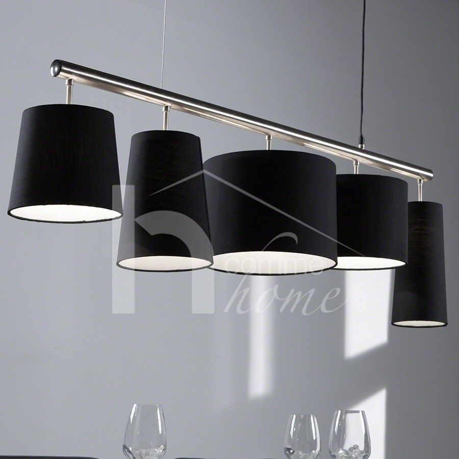 Suspension luminaire salle a manger for Luminaire suspension salon