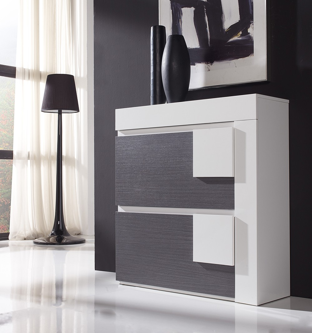 meuble de chaussure moderne. Black Bedroom Furniture Sets. Home Design Ideas