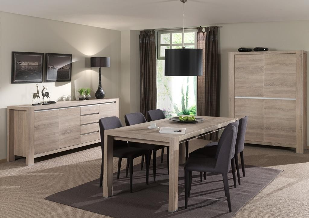 salle a manger contemporaine cyriane2 zd1 sam c. Black Bedroom Furniture Sets. Home Design Ideas