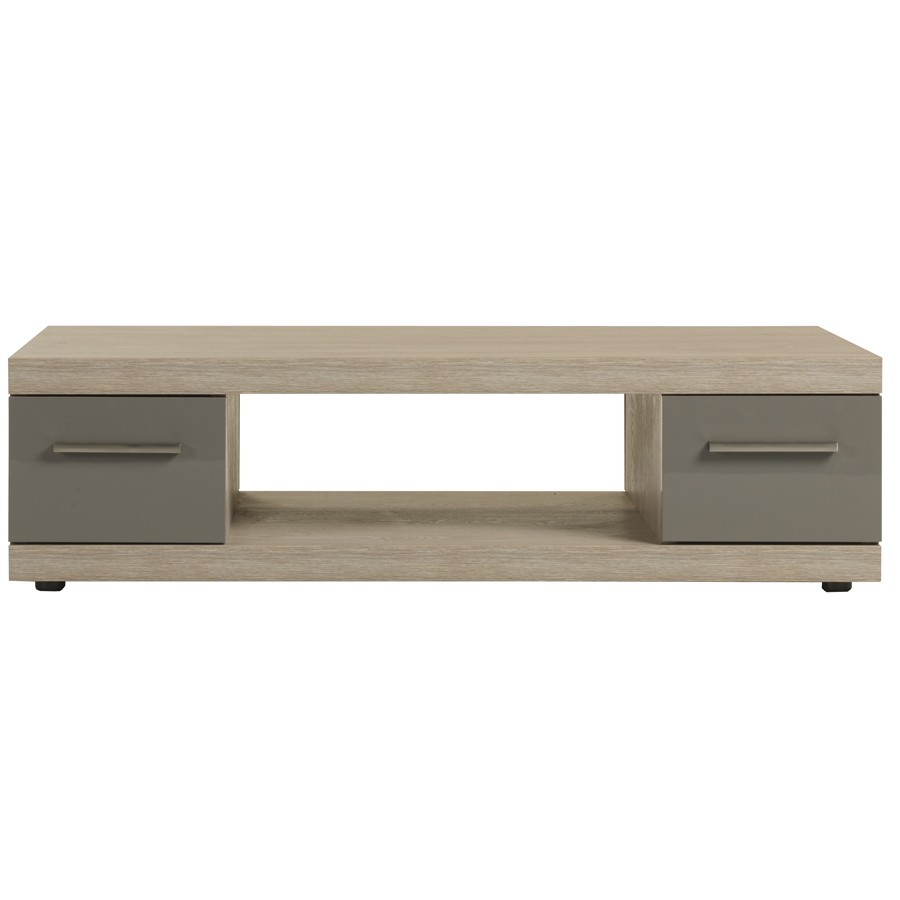 Table basse contemporaine avec rangement for Tables basses contemporaines