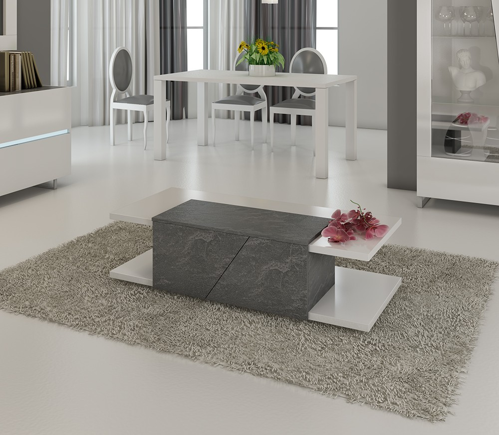 Table basse design lizea zd1 tbas d - Table basse interiors ...