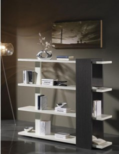 meuble biblioth que contemporain robuste et esth tique. Black Bedroom Furniture Sets. Home Design Ideas