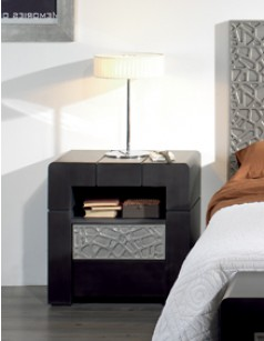 jolie table de chevet adulte au style contemporain. Black Bedroom Furniture Sets. Home Design Ideas
