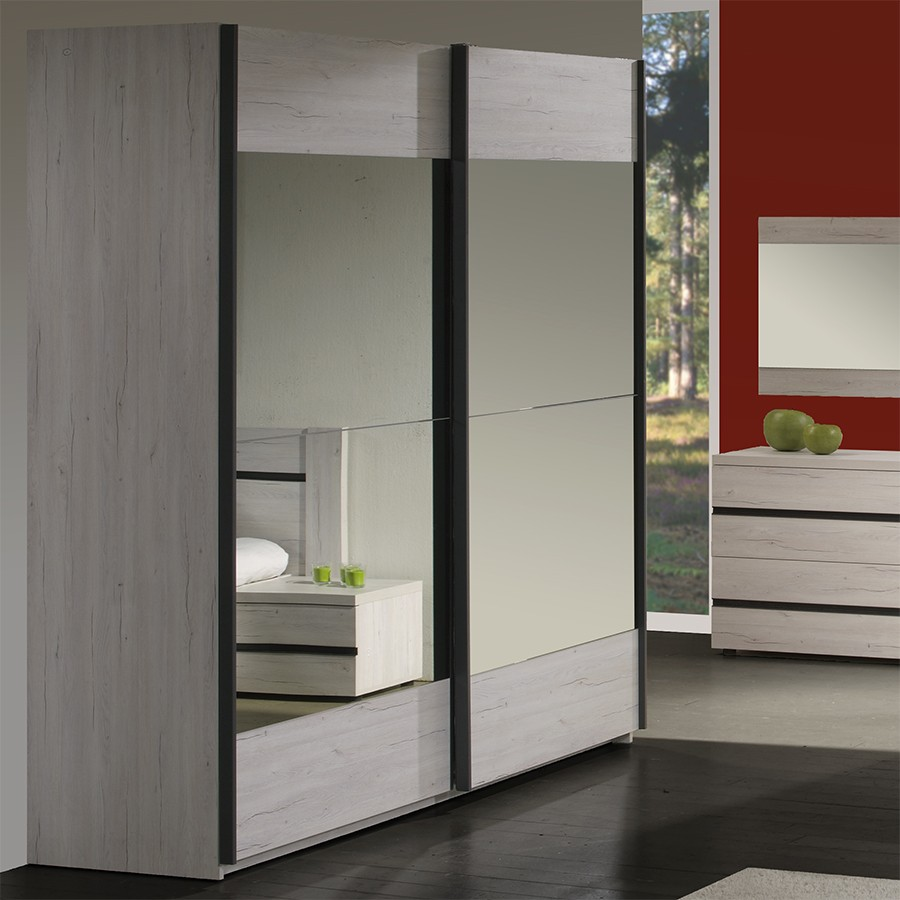 Armoire Contemporaine Portes Coulissantes Maison Design