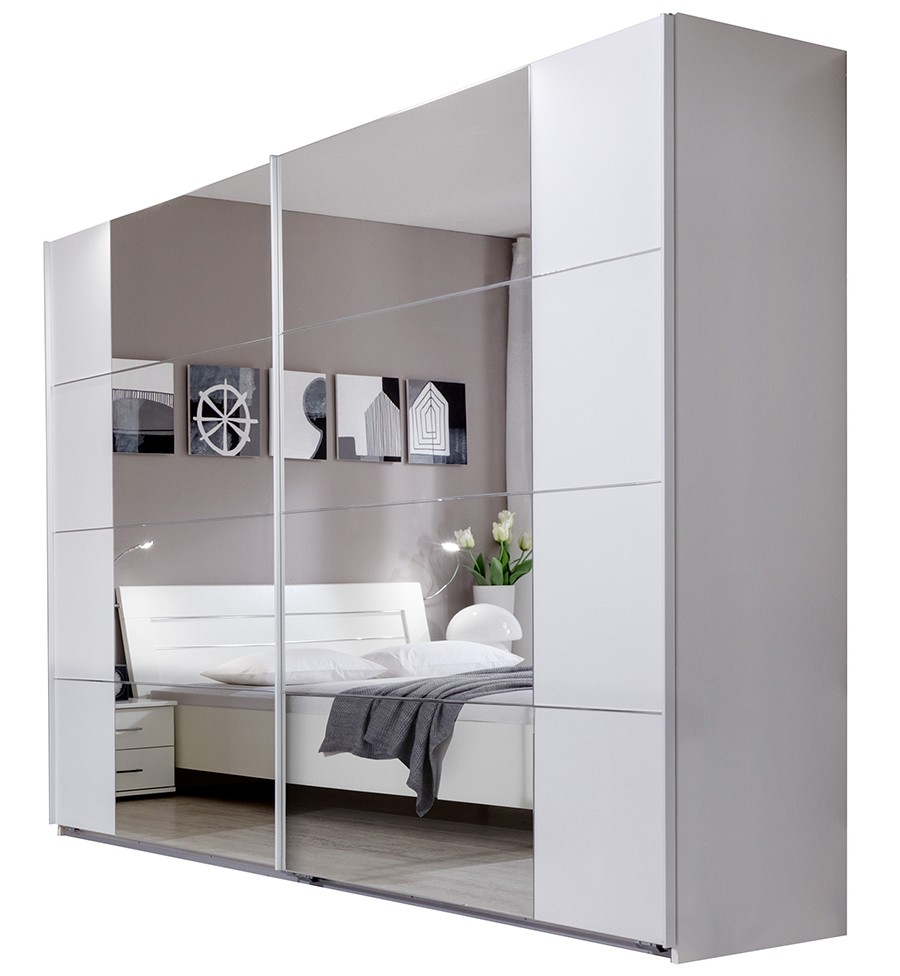 armoire coulissante miroir. Black Bedroom Furniture Sets. Home Design Ideas
