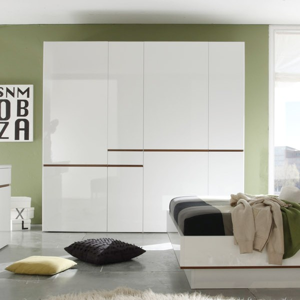 Armoire laquee blanche images - Armoire design blanche ...