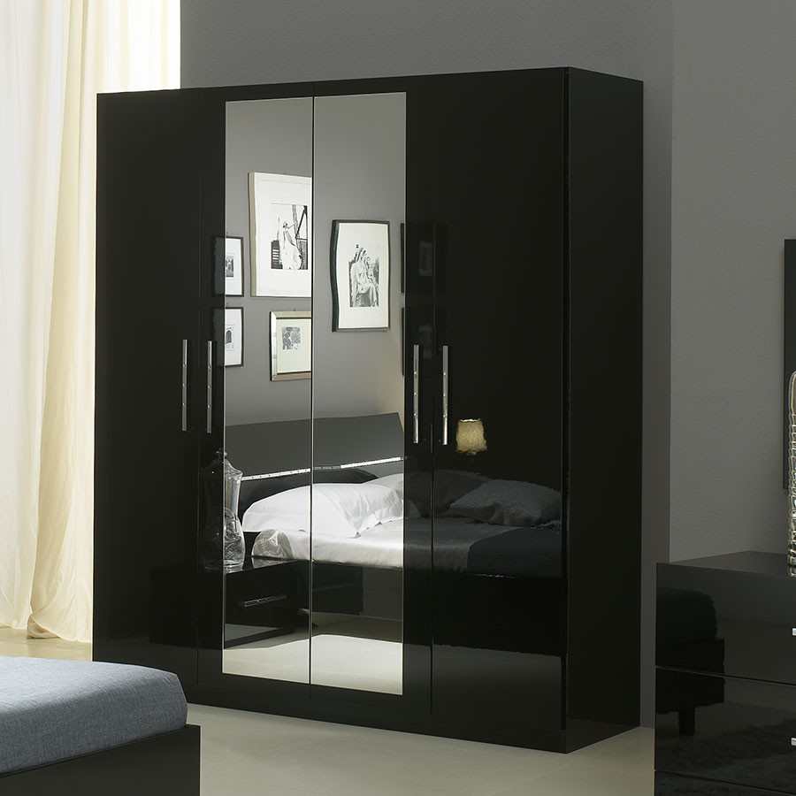 armoire chambre. Black Bedroom Furniture Sets. Home Design Ideas