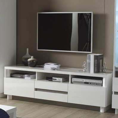 meuble tv a fixer au mur maison design. Black Bedroom Furniture Sets. Home Design Ideas