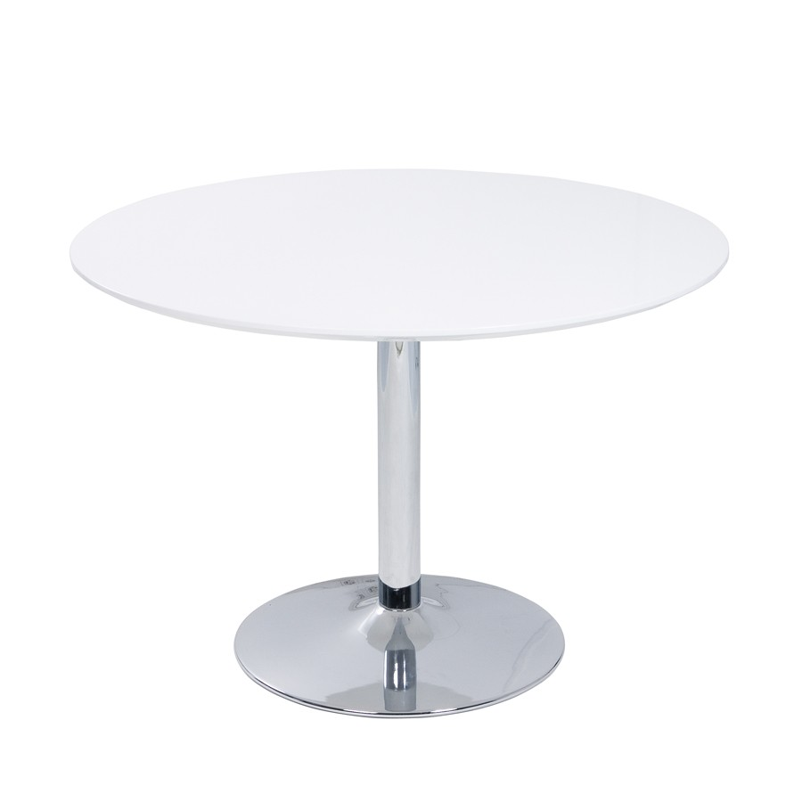 Table rabattable cuisine paris table de jardin 6 for Salle a manger table ronde pied central